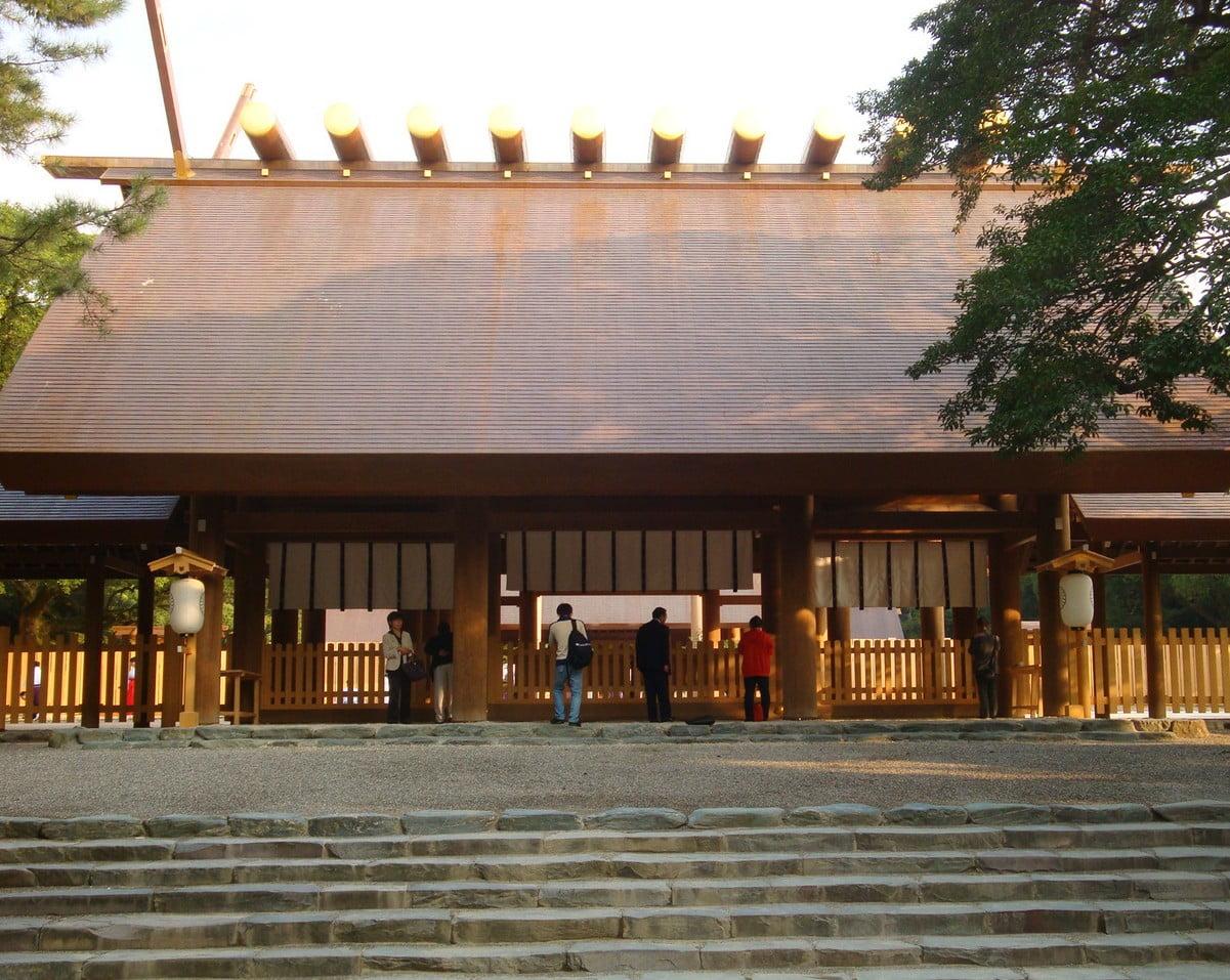 名古屋 熱田神宮 壁紙