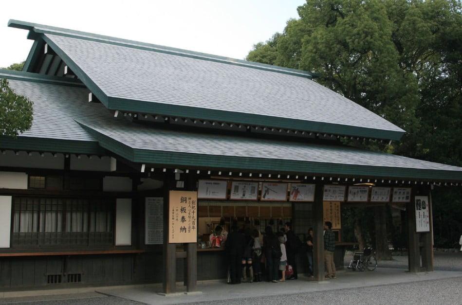 熱田神宮のお守りの「種類・効果(ご利益)・値段・購入場所・混雑状況」