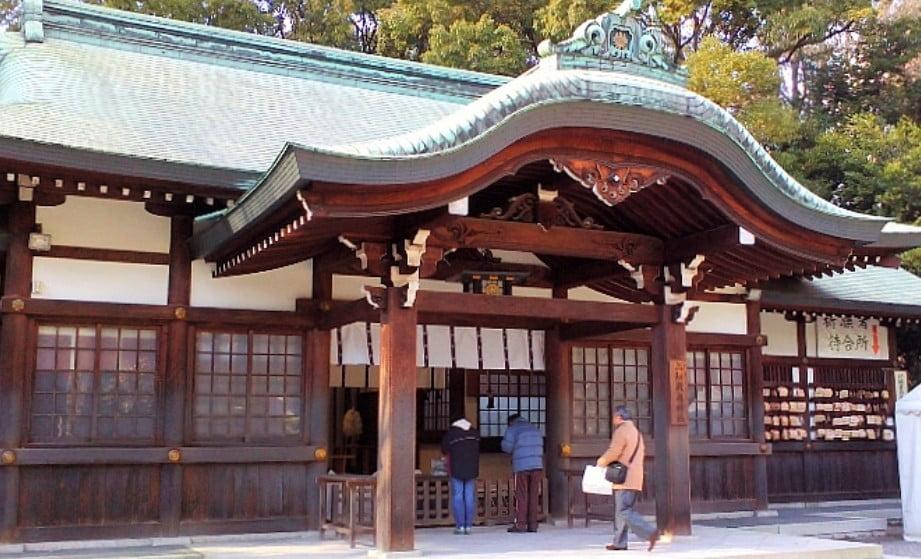 上知我麻神社の場所