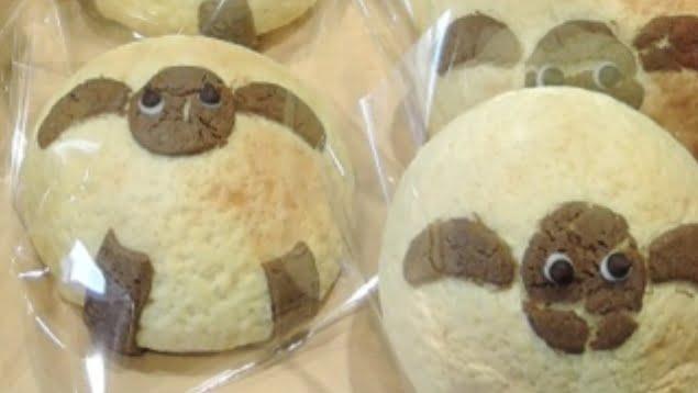 東山動物園どうぶつパン
