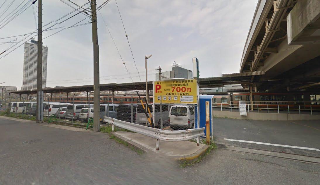 ニッシンパーク熱田駅前