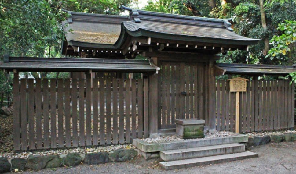 熱田神宮・日割御子神社