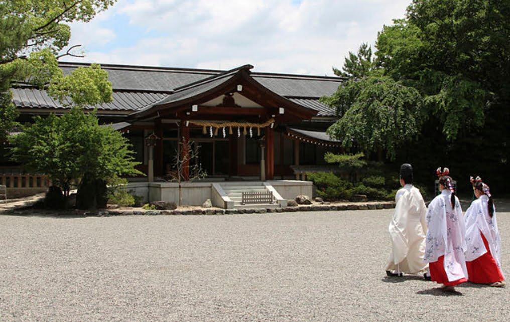 熱田神宮 勅使館