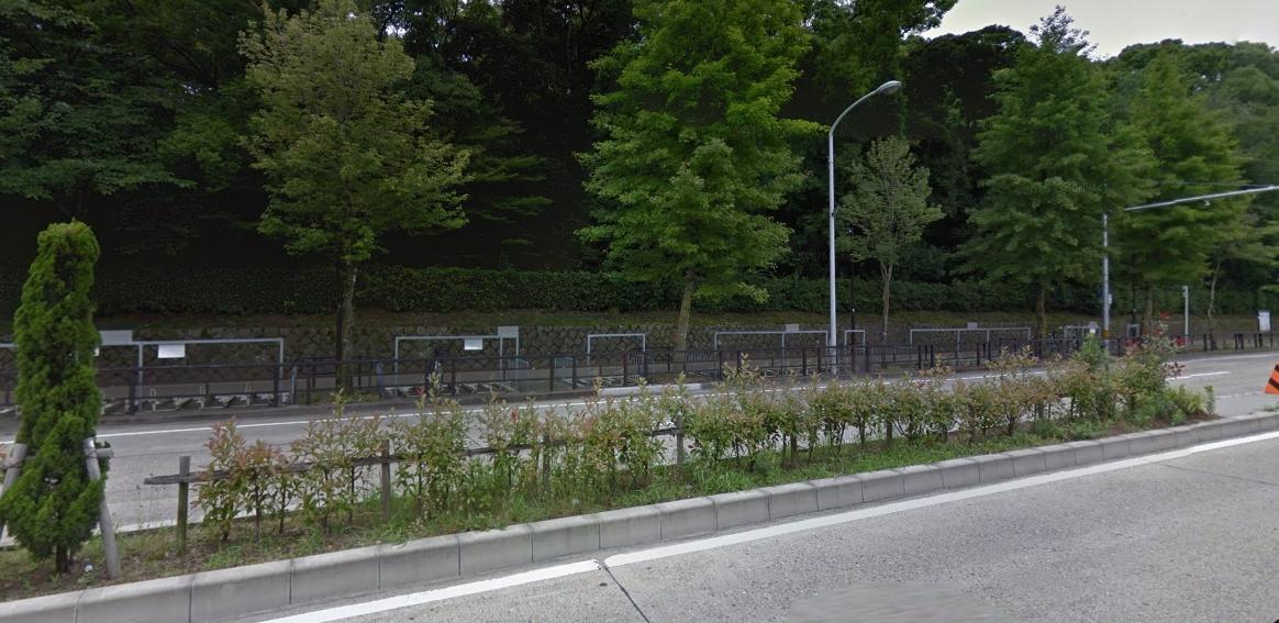 神宮前自転車駐車場01