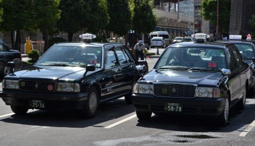 JR名古屋駅タクシー