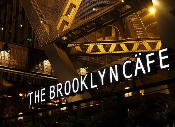 ブルックリンカフェ