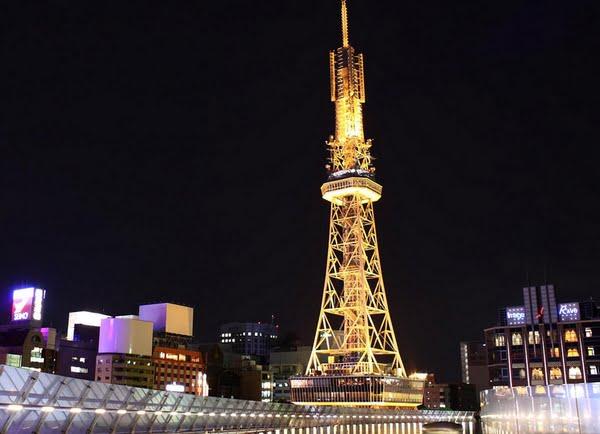 名古屋テレビ塔ライトアップ