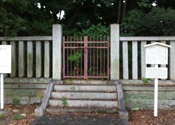 白鳥古墳・白鳥陵墓