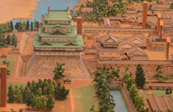 名古屋城のプラモデル・ペーパークラフトがリアルすぎて絶句・・生つばゴックン